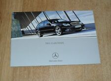 Mercedes C Class Estate Brochure 2004 C55 AMG C200 C220 C270 CDI C180K C200K