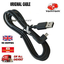 GENUINE TOMTOM GO40 / GO50 / GO60 GO510 / GO5000 / USB CAR CHARGER DATA CABLE