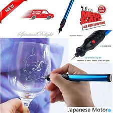 Electric Engraver Engraving Machine Metal Glass Plastic Wood Hand Carve Tool Pen