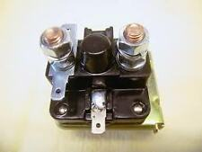 NEW 12 VOLT CHASSIS BULKHEAD MOUNTED STARTER SOLENOID MINI ROVER MG SND157