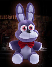 "HOT FNAF Five 5 Nights at Freddy's BONNIE 10"" Plush Doll Toy Gift"