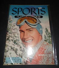 Sports Illustrated March 14, 1955  Buddy Werner - Skier, Mickey Mantle Mar '55
