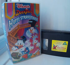 Ducktales Hotel Strangeduck - Disney Duck Tales VHS Video
