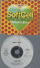 CD--SOFT CELL--TAINTED LOVE -UK IMPORT-