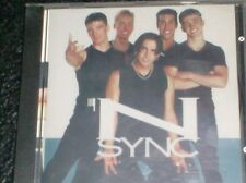 *NSYNC - 'N SYNC (1997) Tearin' up my heart, You got it, Sailing, Crazy for you