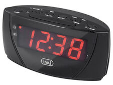 Trevi Digital Bedside Alarm Clock With AM FM Radio FREE DELIVERY