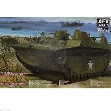1/35 AFV Club US Water Buffalo LVT-4 Late Version landing Vehicle Tracked #35198