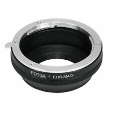 Canon EOS EF lens to Micro 4/3 M43 Mount Adapter For E-P3 E-PL2 Panasonic GF2 G2