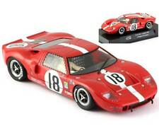 Slot.it Ford GT40 #18 1967 Le Mans Slot Car 1/32 Fly Scaelxtric Carrera SICA18E