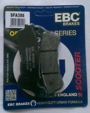 Honda FES125 S-Wing (2007 to 2012) EBC FRONT Disc Brake Pads (SFA388) (1 Set)