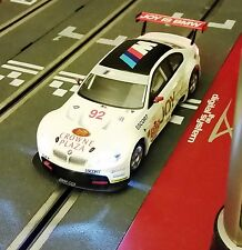 NEW SCX DIGITAL BMW M3 #92 - RK42 -Awesome LIGHTS - New In Display Case