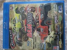 2013 Cactus Films 45th SCORE Baja 500 Blue Ray 2 discs