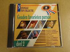 CD / GOUDEN FAVORIETEN PARADE - DEEL 2