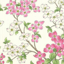 MODA Fabric ~ DOGWOOD TRAIL II ~ Sentimental Studios (33030 11) by the 1/2 yard