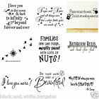 SALE! DIY Removable Wall Art Quote Sticker Decal Nursery Mural Home Room Decor