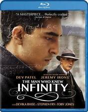 The Man Who Knew Infinity (Blu-ray Disc, 2016)