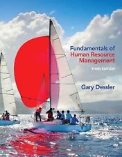 Fundamentals of Human Resource Management by Gary Dessler 2013 International Ed.