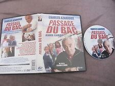 Passage du bac de Claude D'Anna avec Charles Aznavour, DVD, Comédie, RARE!!!!