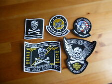 VFA-103 Lot 5 Patch VF84 Jolly Rogers TARPS Angel Death Nimitz F14 Tomcat Oceana