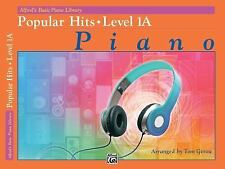 Alfred's Basic Piano Library:  Popular Hits-Level A: Tom Gerou, Arranger (2016)