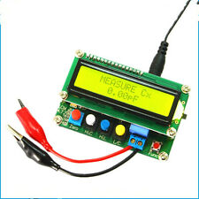 LC100-A full function type inductance capacitance meter, LC meter