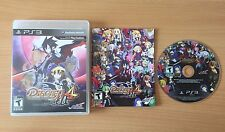 Disgaea 4 A Promise Unforgotten - Playstation 3 PS3 - Complete