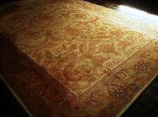 John lewis extra large persan laine tapis 12x9 keshan fait main tapis floral chic