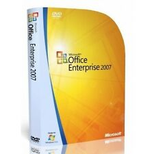 Microsoft Office Enterprise 2007 Multilingue