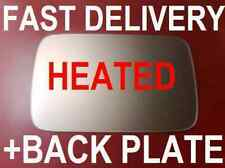 BMW SERIES 3/5  E36 E39 E46 WING MIRROR GLASS FLAT  HEATED+  PLATE RIGHT OR LEFT