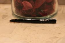 Chanel Mini eyeliner/lip cream product brush with lid 100% authentic travel size