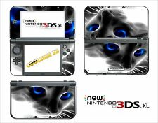 SKIN STICKER - NINTENDO NEW 3DS XL - REF 159 CHAT