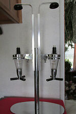 Two bottle Stainless Steel liquor dispenser