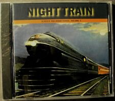 Night Train:  Classic Railroad Songs Volume 3 (CD, 1998, Rounder)  NEW
