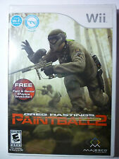 Greg Hastings Paintball 2  (Wii, 2010)