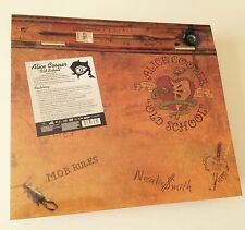 ALICE COOPER OLD SCHOOL NUMBERED LIMITED EDITION CD BOX SET SEALED