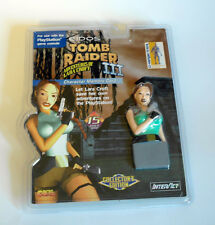 TOMB RAIDER 3 Lara Croft MEMORY CARD Collector's Edition (PSX) - Nuova - NEW