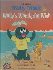 Wally Whale In Wally's Wonderful Wish. Craig Judi. See Review.
