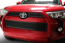 Custom Grille Steel Aftermarket Grill Kit for Toyota 4Runner 14-16 Parts Black