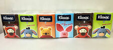 SALE Kleenex Disney Winnie the Pooh Tigger Piglet Mini Pocket Tissue 18 packs