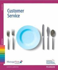 Customer Service by National Restaurant Association Staff w/Answer Sheet