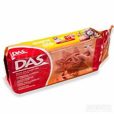 DAS Clay Terracotta Air Drying Craft Modelling Sculpting 500g