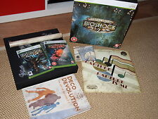 BIOSHOCK 2 special edition collector + bioshock 1 | Pal UK - XBOX360