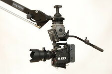 Underslung Bracket for camera jib crane crane Arri Alexa Red Raven Scarlet  Sony