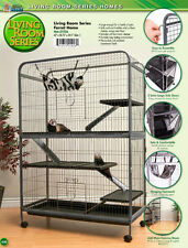 Ware Living Room Series Ferret Cage Home. 42 x 20 x 59