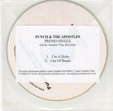 (EH620) Punch & The Apostles, I'm A Hobo / Can of Beans - DJ CD