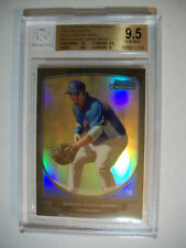 DANIEL VOGELBACH 2013 Bowman Chrome Draft Black Refractors BGS GEM MINT 9.5 #/35