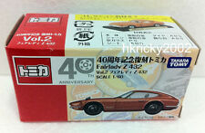 Takara Tomy 40th Anniversary Revival Tomica 1:60 Nissan Fairlady Z 432 Vehicle
