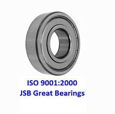 (Qty. 10) 6205-ZZ metal shields bearing 6205 2Z ball bearings 6205 ZZ  6205-2Z