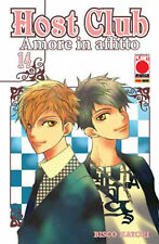 Host Club - Amore in Affitto n. 14 di Bisco Hatori - 1a Rist. Planet Manga