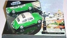 Muy escaso Vitesse VW Beetle Taxi Ciudad de México 1:43 Ltd Edt Menta en caja